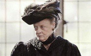the-Dowager-disapproves
