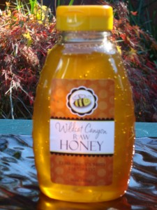 The family honey label.