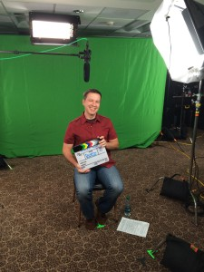 It's a wrap on filming for Kindle Most Wanted.