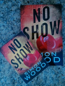 NO SHOW gets a nice wall plaque for selling 50,000 copies