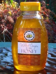 The family honey label.