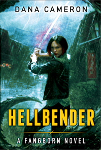 Hellbender front cover